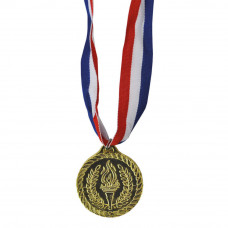 Gold Olympic Champion Medal
