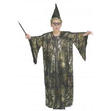 Super Wizard Costume