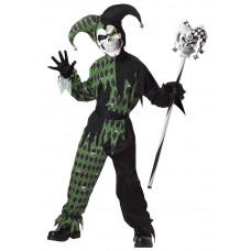 Jokes On You Evil Jester Costume