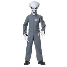 Property of Area 51 Costume