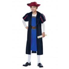 Christopher Columbus Explorer Costume