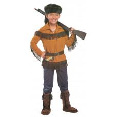 Frontier Boy Costume