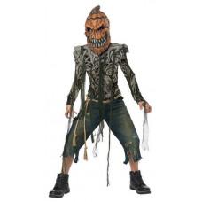 Pumpkin Creature Costume