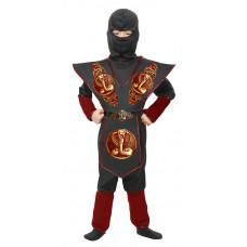 Cobra Shield Ninja Warrior Costume