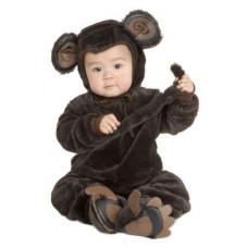 Plush Monkey Costume