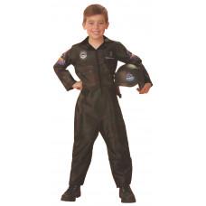 Stealth Pilot Costume