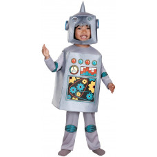 Retro Robot Costume
