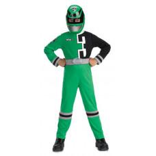 Power Rangers - Green Ranger Costume