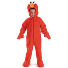 Elmo Deluxe Costume