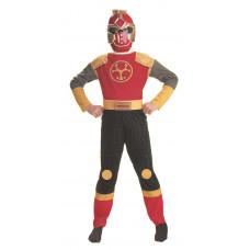 Power Rangers - Red Beetle Ranger Costume