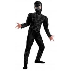 Black Suited Spider-Man Costume