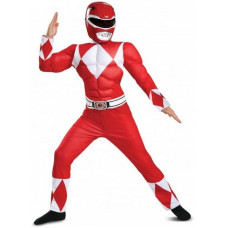Power Rangers - Red Ranger Costume