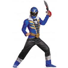 Power Rangers - Blue Ranger Costume