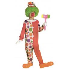 Pokey Dot Clown Costume