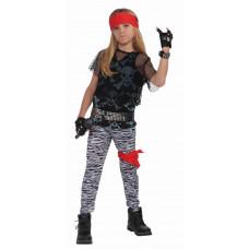 80's Rock Star Costume