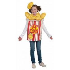 Pop Corn Costume
