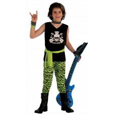 Rock Star Dude Costume