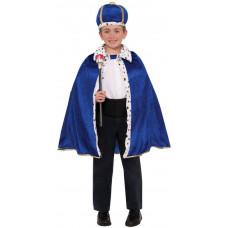 King Robe & Crown Set