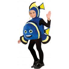 Blue Fish Costume
