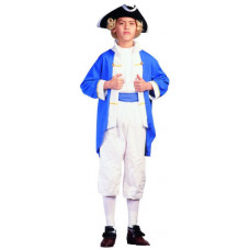 Colonial Captain Costume