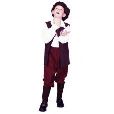 Renaissance Boy Costume