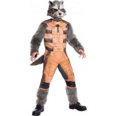 Rocket Raccoon Deluxe Costume