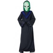 Alien Commander Costume