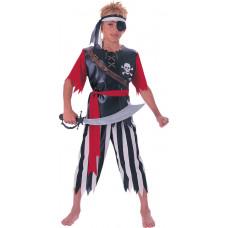 Pirate King Costume