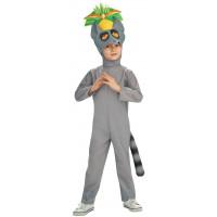 King Julien Costume