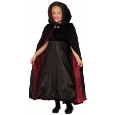 Gothic Vampiress Hooded Cape
