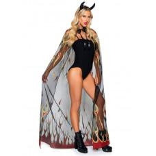 Devil Cape Set