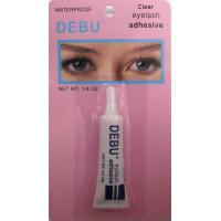 DEBU Eyelash Adhesive ¼ oz.