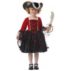 Pretty Pirate Princess Costume