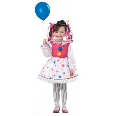 Cutsie Clown Costume