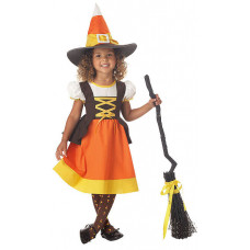 Sweet Candy Witch Costume