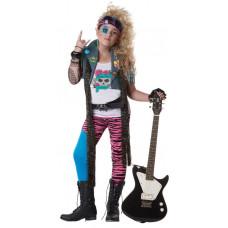 80's Glam Rocker Costume