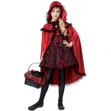 Red Riding Hood Deluxe Costume