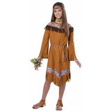 Classic Indian Girl Costume