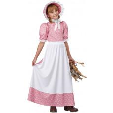 Early American Girl Costume