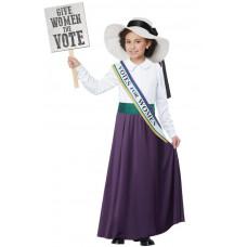 American Suffragette Costume