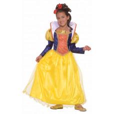 Golden Dream Princess Costume