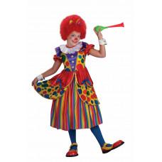 Clown Princess Costume