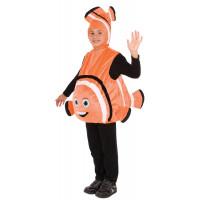 Orange Fish Costume