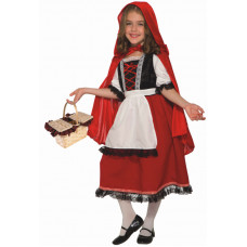 Lil' Red Deluxe Costume