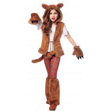 Howl-O-Ween Costume