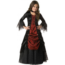 Gothic Vampira Deluxe Costume