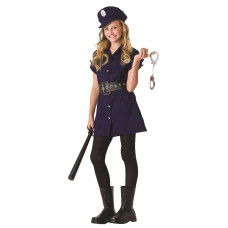 In The Line Of Duty Costume