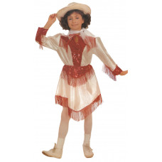 Country Western Star Costume
