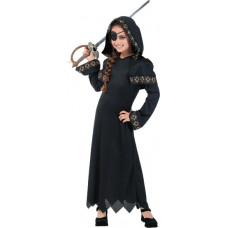 Gothic Pirate Girl Costume