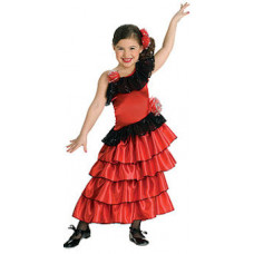 Spanish Princess Costume